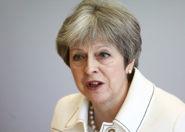 Theresa May is facing a crunch vote on her Brexit