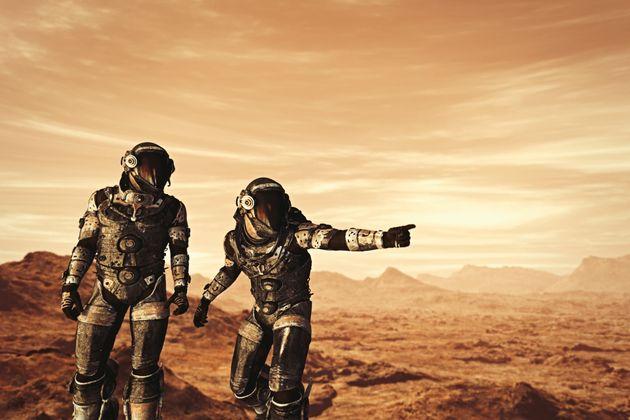 Θα μπορούσαν άνθρωποι να ζήσουν στον Άρη; Τι λέει επιστήμονας της