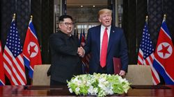 Five Of The Most Bizarre Moments From The Trump-Kim