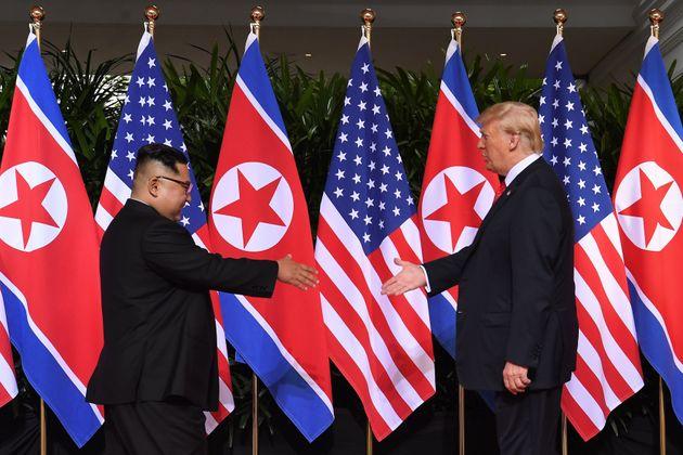 Sommet USA-Corée du Nord: La dénucléarisation va commencer