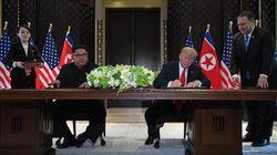 Singapour: Kim Jong Un s'engage vers une