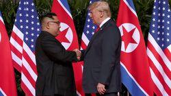 La rencontre entre Donald Trump et Kim Jong Un à Singapour résumée en 3