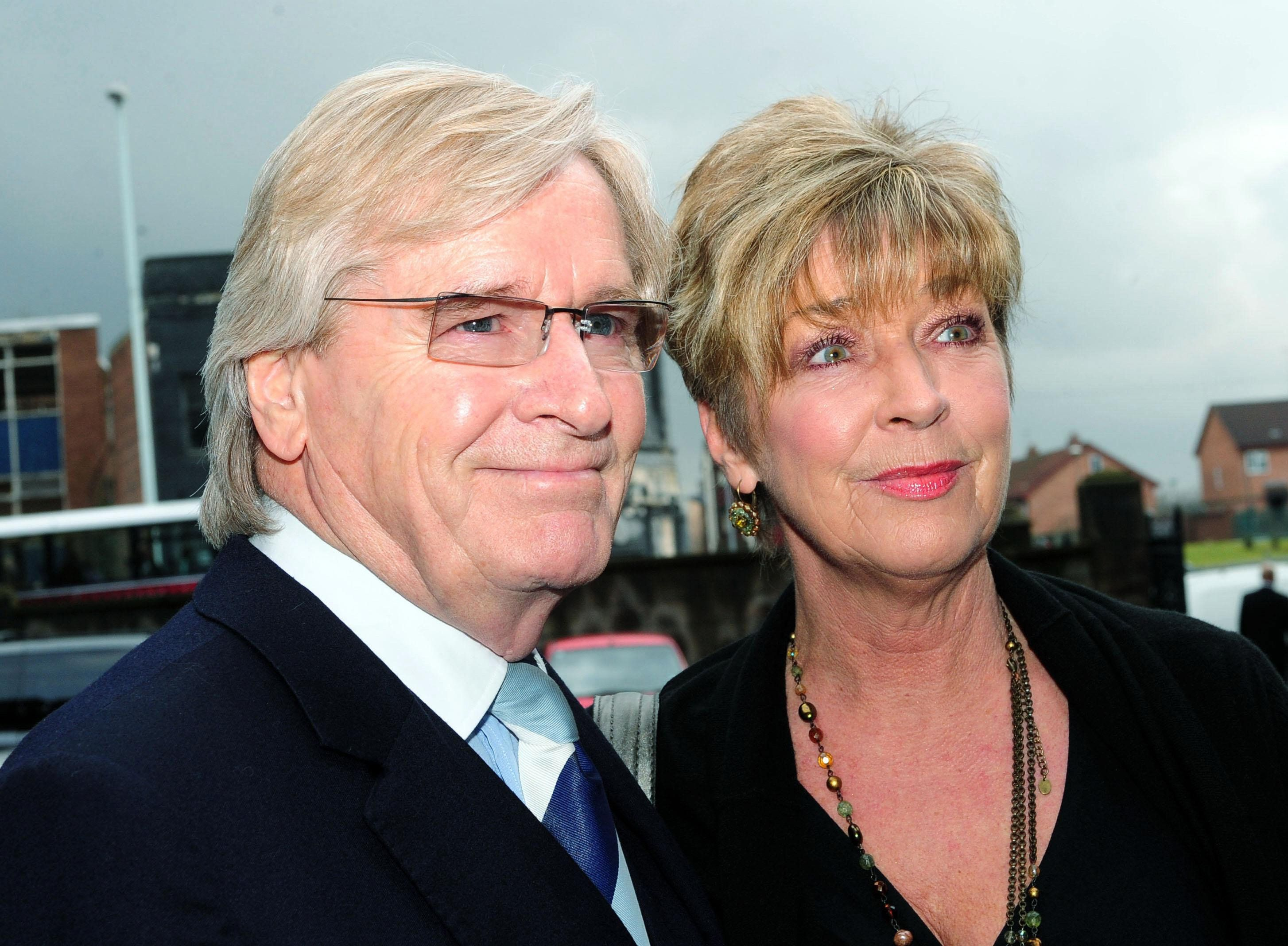 'Corrie' Star Bill Roache Details Heartbreaking Final Moments With Anne