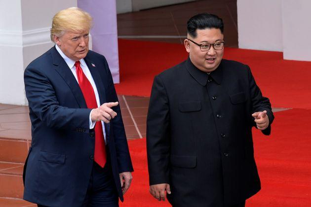 트럼프가 북미회담 직후 인터뷰에서 '김정은을 믿는 이유'를