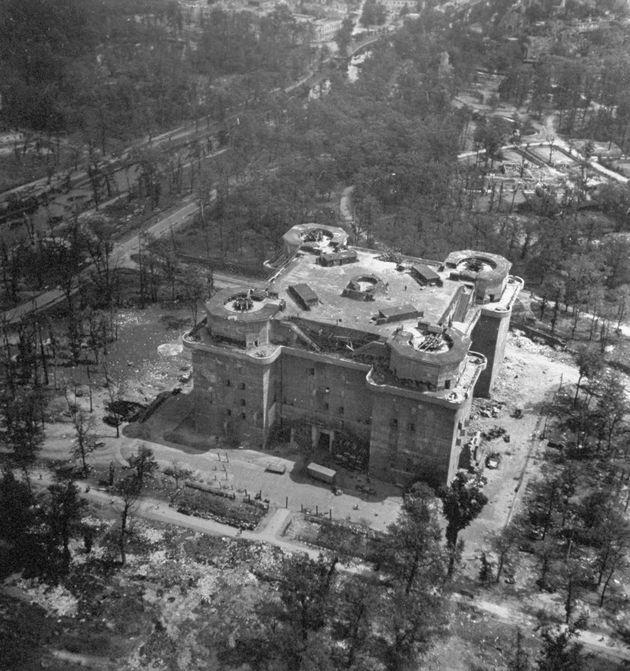 Flakturm Tiergarten: Ένα απόρθητο φρούριο των