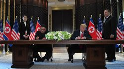 Trump's Made-For-TV Summit With Kim That 'Seems To Have Yielded