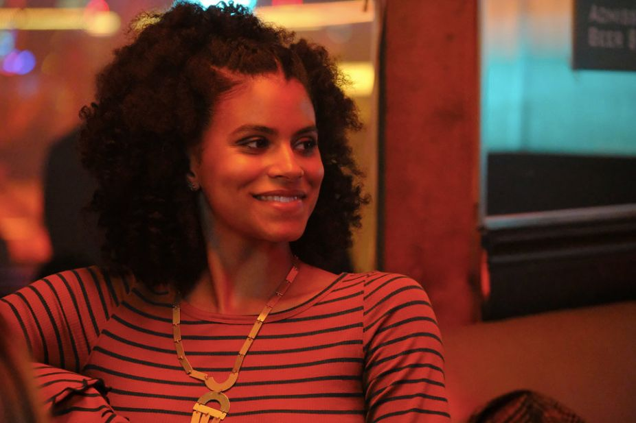 "Zazie Beetz as Vanessa in ""Atlanta."""