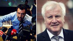 Seehofer erhält Unterstützung im Asylstreit –von Italiens Radikalo-Innenminister