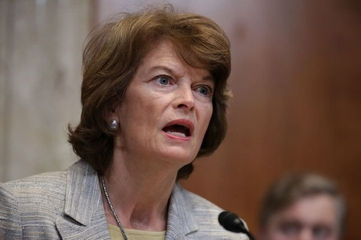 Sen. Lisa Murkowski, R-Ark., chair of the Senate Appropriations Committee's Interior, Environment, and Related Agencies