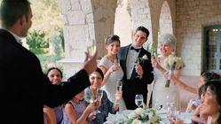 Experten: So schafft ihr es garantiert, eine gute Rede für jede Hochzeit zu