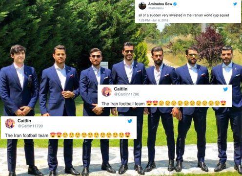 Mondial 2018: Le web sous le charme des joueurs de l'équipe