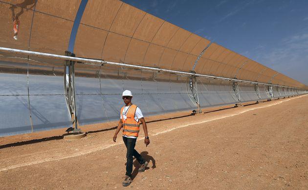 La Banque mondiale accorde un nouveau financement pour le complexe solaire