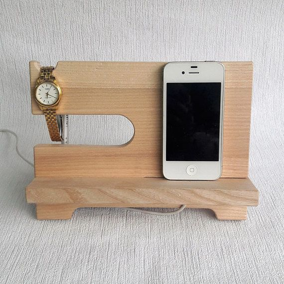 "Get it on <a href=""https://www.etsy.com/listing/599971596/wooden-docking-station-no-stain-bedside?ga_order=most_relevant&"