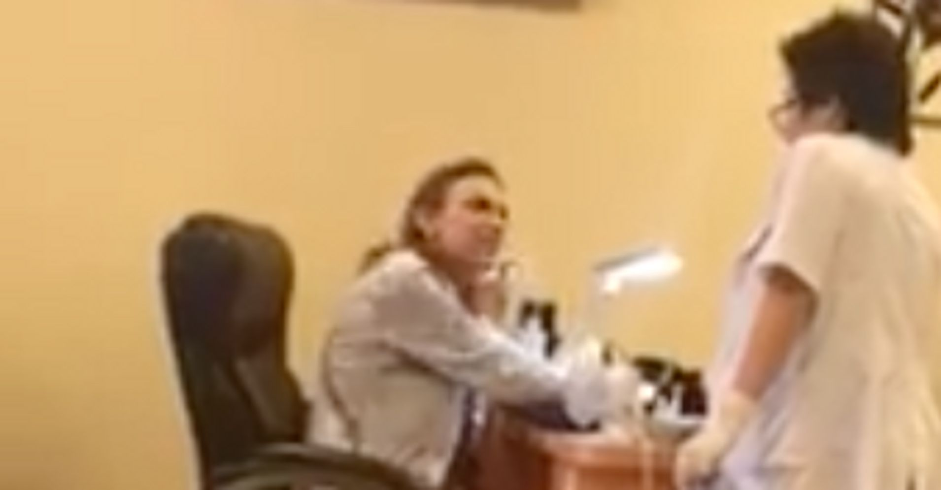 Woman Unleashes Racist Tirade On Asian Nail Salon Owner Your Language Sounds Nasty -8667
