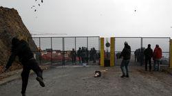 Αθωώθηκαν τα πέντε άτομα που κατηγορούνταν για τα επεισόδια σε διαδήλωση κατά των μεταλλείων στη