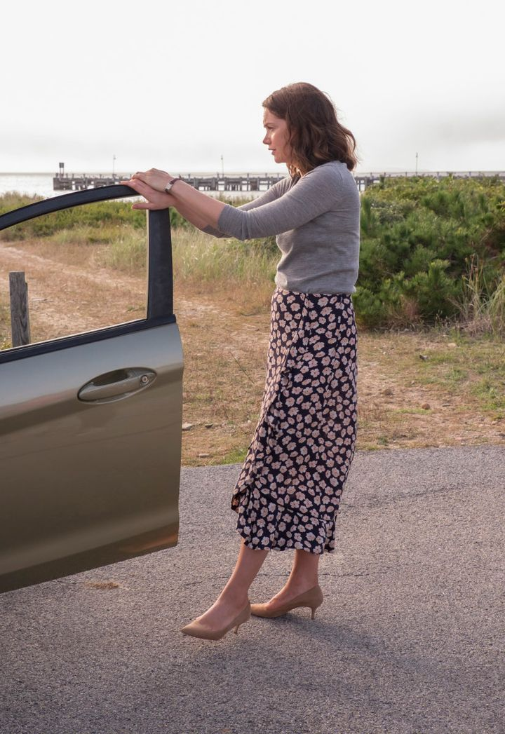 "Ruth Wilson as Alison on ""The Affair."""