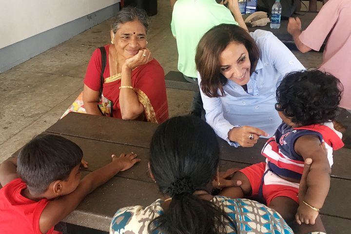 State Rep. Katie Arrington got a very last-minute endorsement from President Donald Trump.
