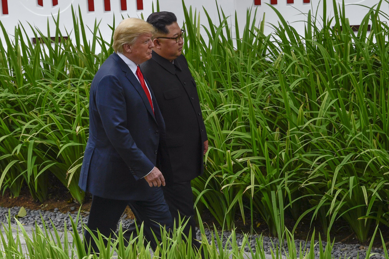 Stopp von Militärmanöver: Trumps Zusage an Kim sorgt für