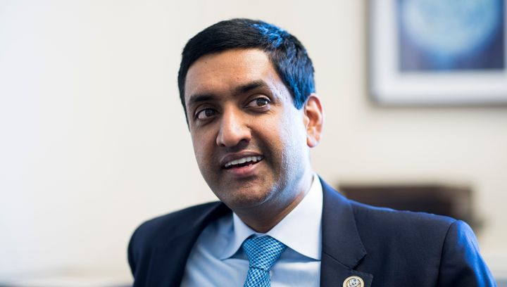 Rep. Ro Khanna wants his fellow Democrats to be more supportive of President Donald Trump's diplomacy with North Korea.