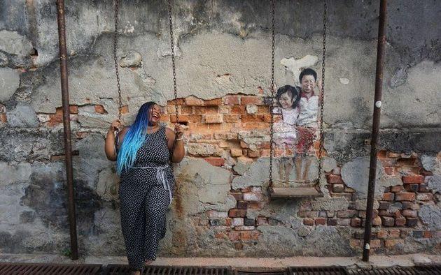 말레이시아의 스트리트