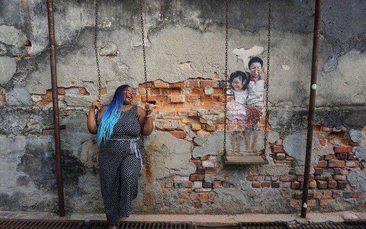 말레이시아의 스트리트 아트