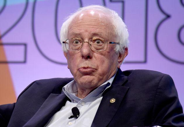버니 샌더스가 북미정상회담을 '긍정적 움직임'이라