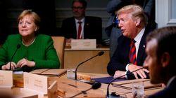 Τους ισχυρισμούς Τραμπ περί εμπορίου απέρριψε η Άνγκελα