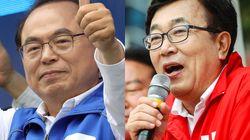 23년 동안 자유한국당이 점령했던 부산은 정말 '디비졌을까?'(출구조사 결과)