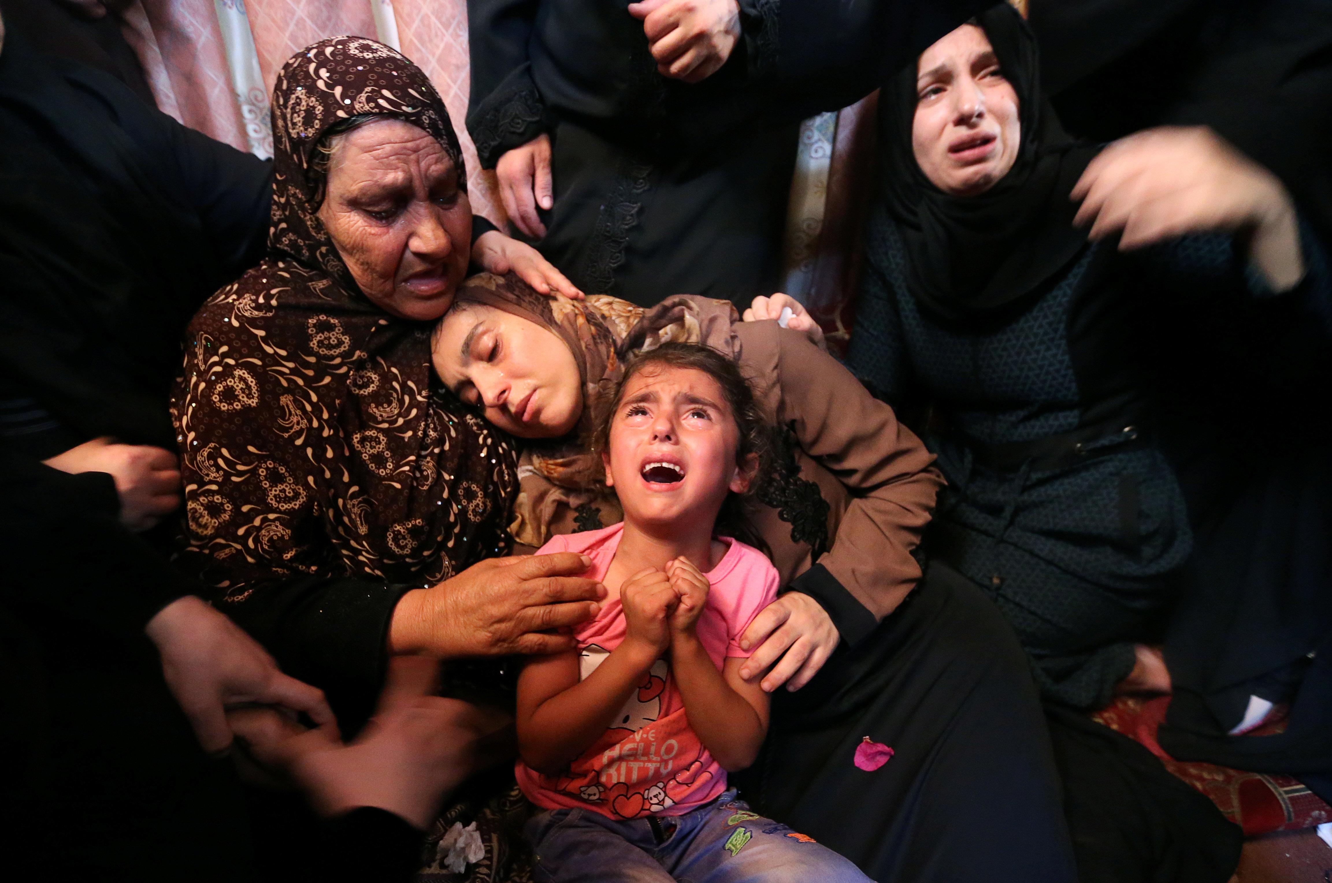 Σχέδιο ψηφίσματος στην ΓΣ του ΟΗΕ που καταδικάζει το Ισραήλ για την πρόσφατη αιματοχυσία στη