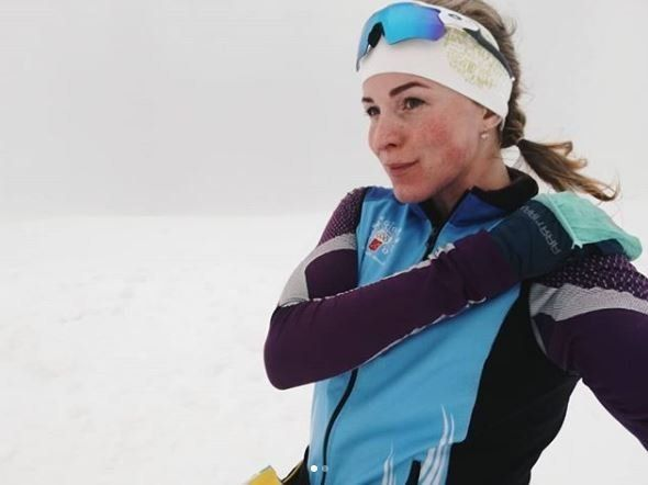 Η «βασίλισσα του χιονιού»: Μια διαφορετική φωτογράφηση από μια εκ των κορυφαίων σκιέρ της