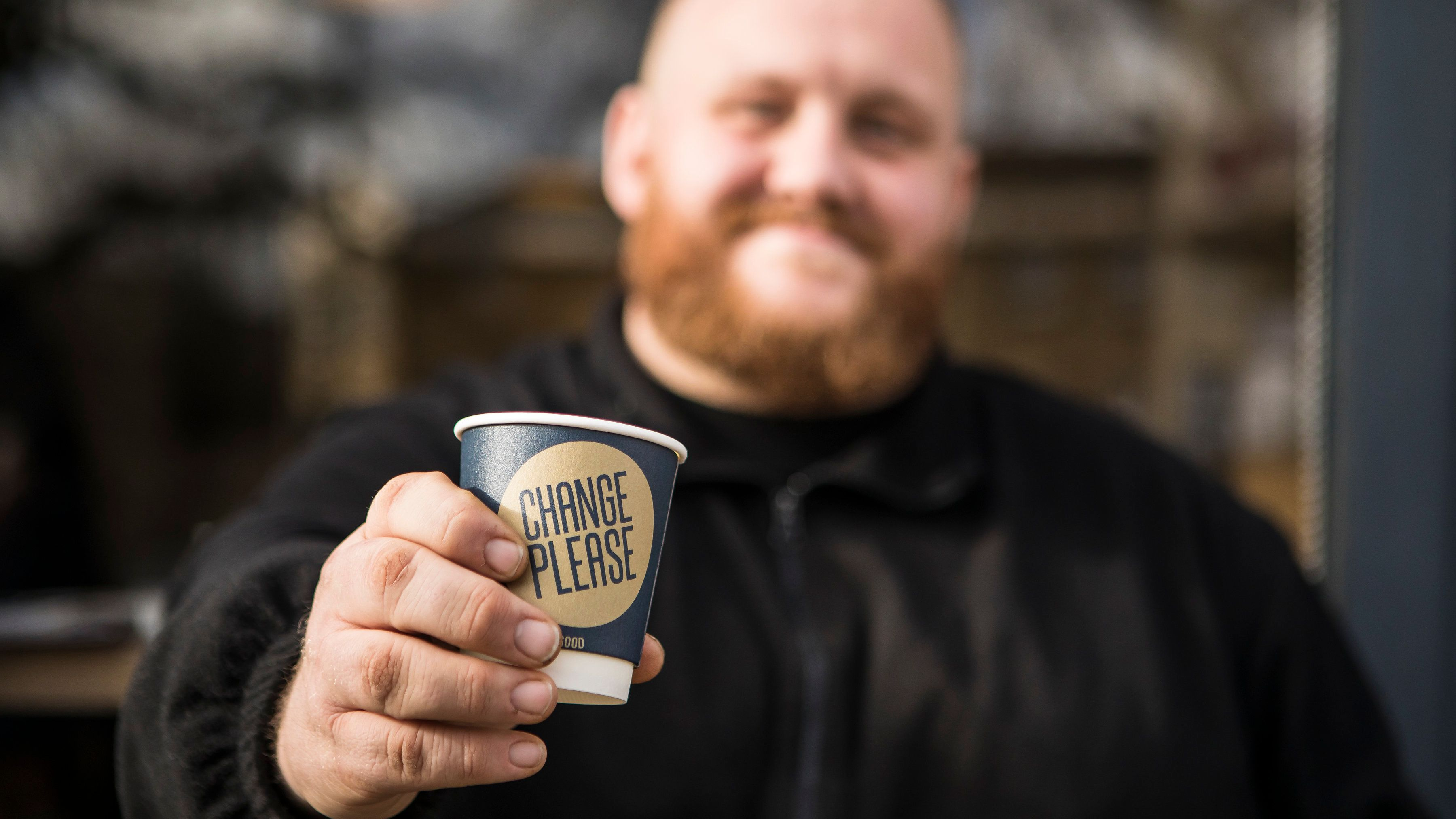 How A Tiny Coffee Company Is Taking On The Homelessness