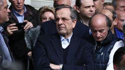 Σαμαράς: Ταπεινωτικός συμβιβασμός. Ανιστόρητη η σύμπλευση Παυλόπουλου. Φαλκιδεύεται η ελληνικότητα της Μακεδονίας
