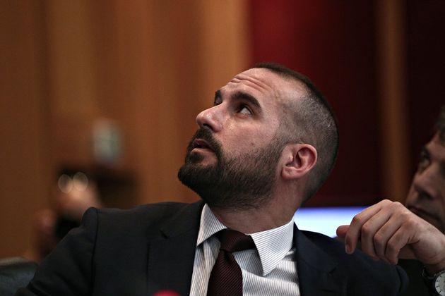 Τζανακόπουλος: Ο κ. Μητσοτάκης αν αμφισβητεί το αν και κατά πόσον η κυβέρνηση έχει την εμπιστοσύνη της...