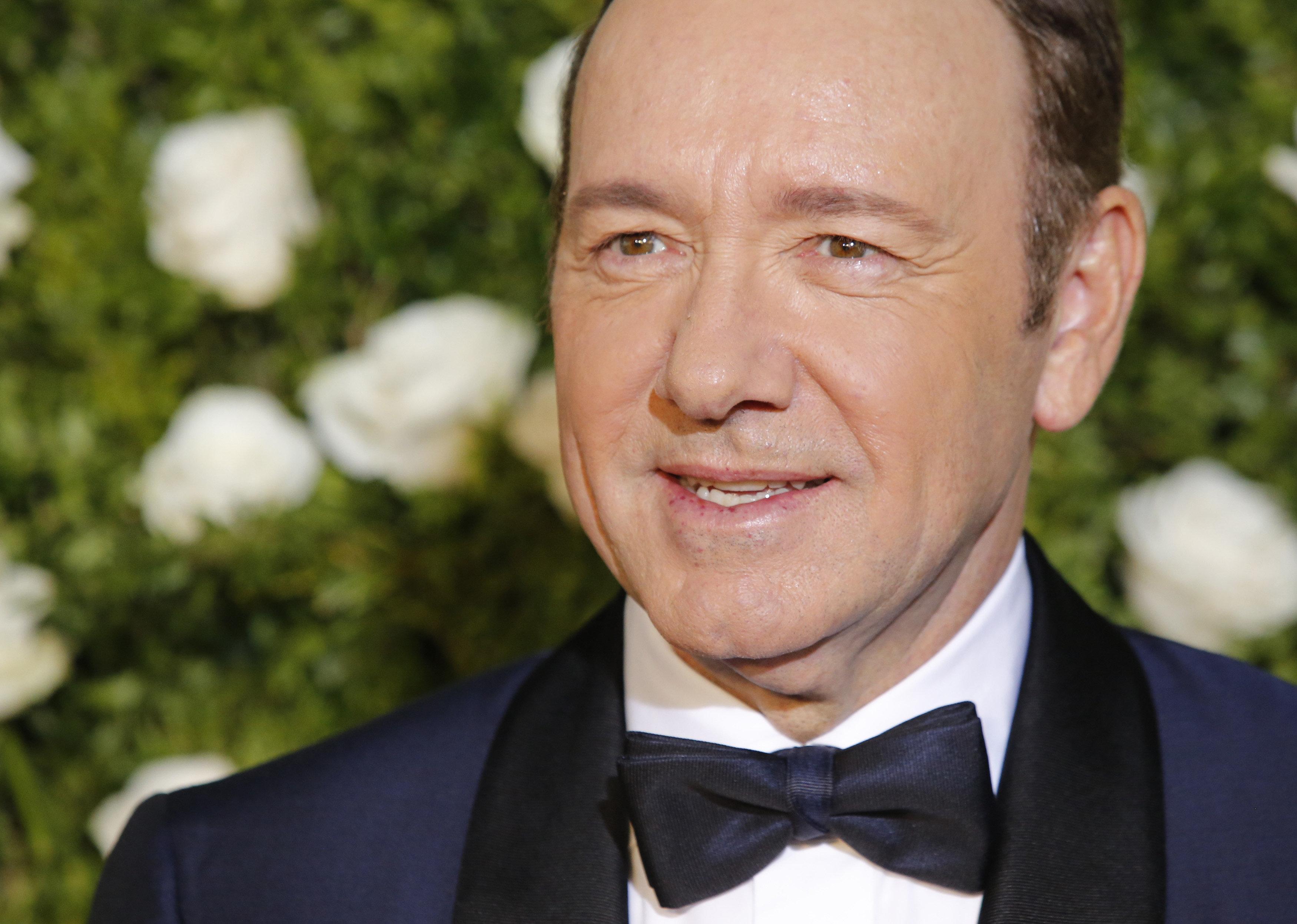 Ο Kevin Spacey επιστρέφει στη μεγάλη οθόνη μήνες μετά τις κατηγορίες για σεξουαλική παρενόχληση