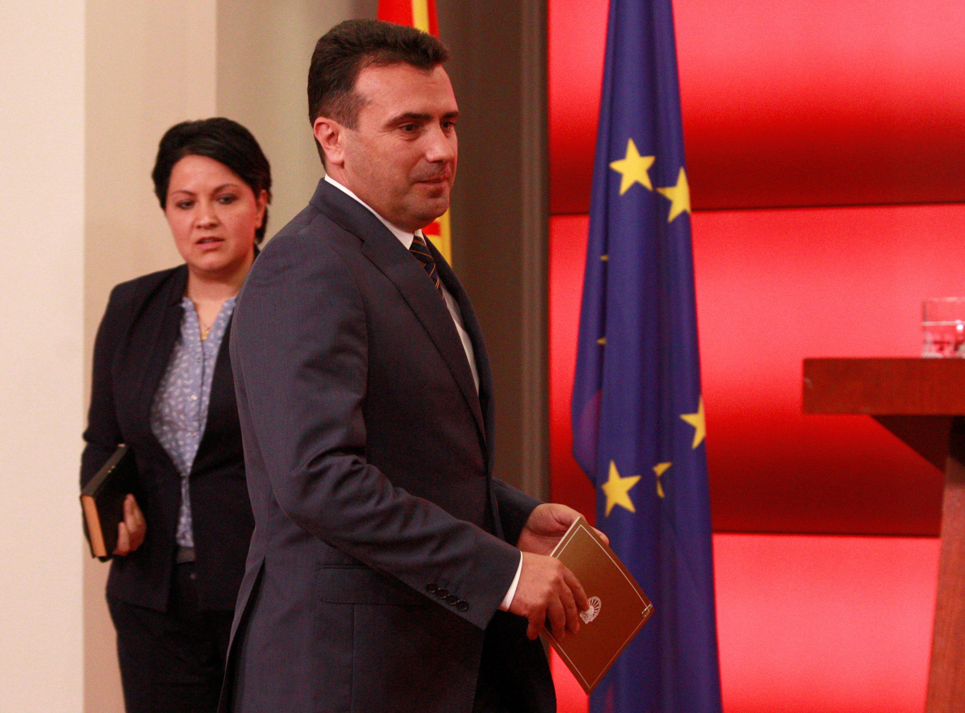 Ζάεφ: Γιατί δεν θέλαμε «Άνω» και «Νέα Μακεδονία»