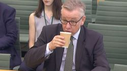 Michael Gove Sips From Disposable Cup Despite Declaring War On Single-Use