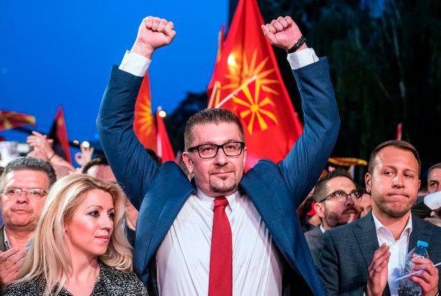 Μικόσκι: Ο Ζάεφ υπέγραψε συνθηκολόγηση, θα ψηφίσω «κατά» στο