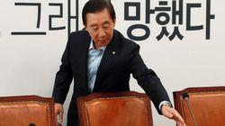 이 사진은 자유한국당의 현 상황을 정말 절묘하게