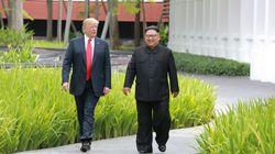 La Chine approuve la décision de Trump de geler les manœuvres militaires en Corée du