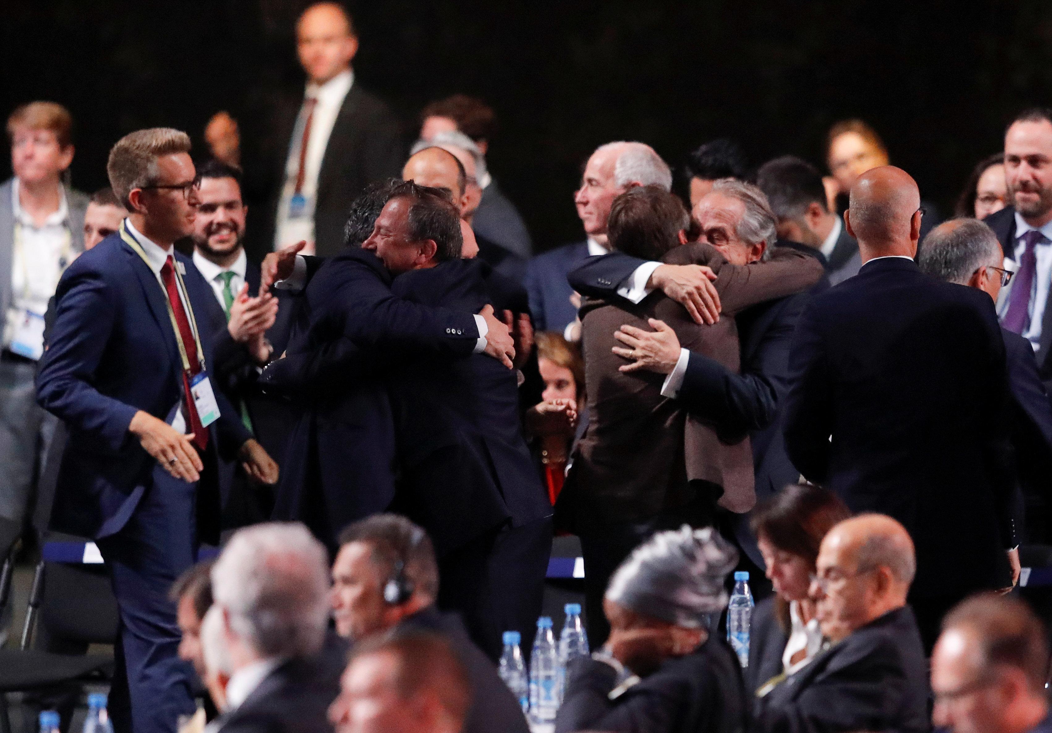 2026년 월드컵 개최국은 무려 세