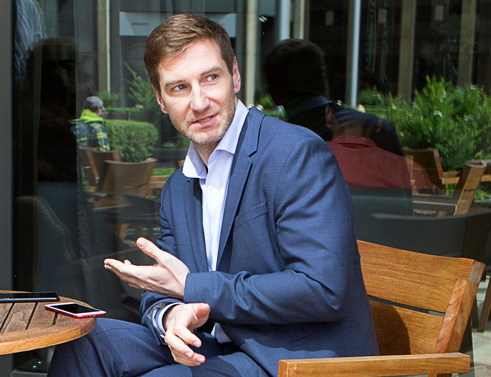 Anton Krasovsky is Russia's most well know LGBT activist — but he would never kiss a man...