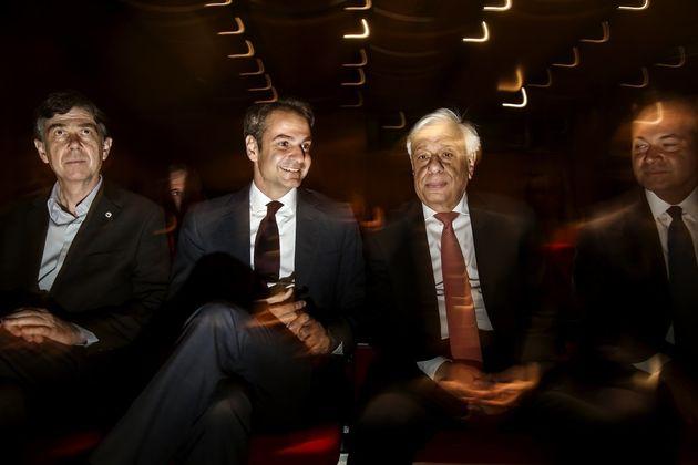 Ποιος ο ρόλος Παυλόπουλου στην κατ'αρχήν συμφωνία Ελλάδας - πΓΔΜ και γιατί Μητσοτάκης - Σαμαράς