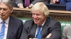 Boris Johnson Laughs As Jeremy Corbyn Mocks Theresa May Over Tory Brexit