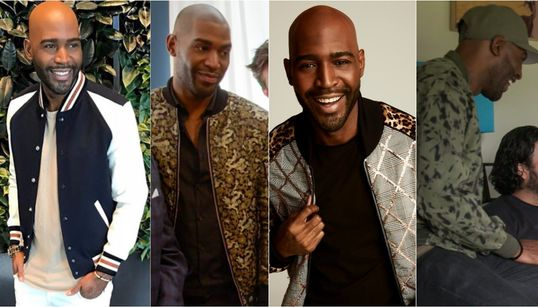 Queer Eye's Karamo Brown Talks Toxic Masculinity, Activism And How Fatherhood Shaped His