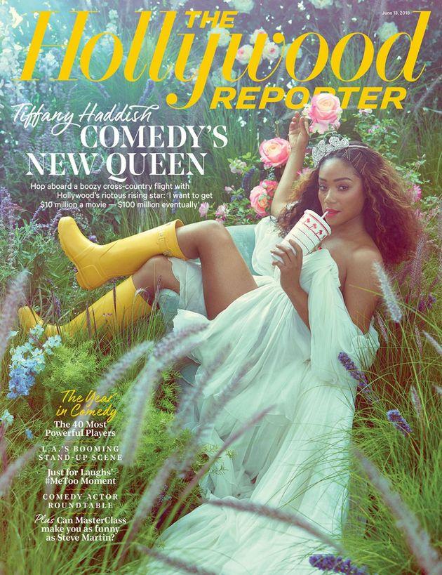 Tiffany Haddish covers The Hollywood