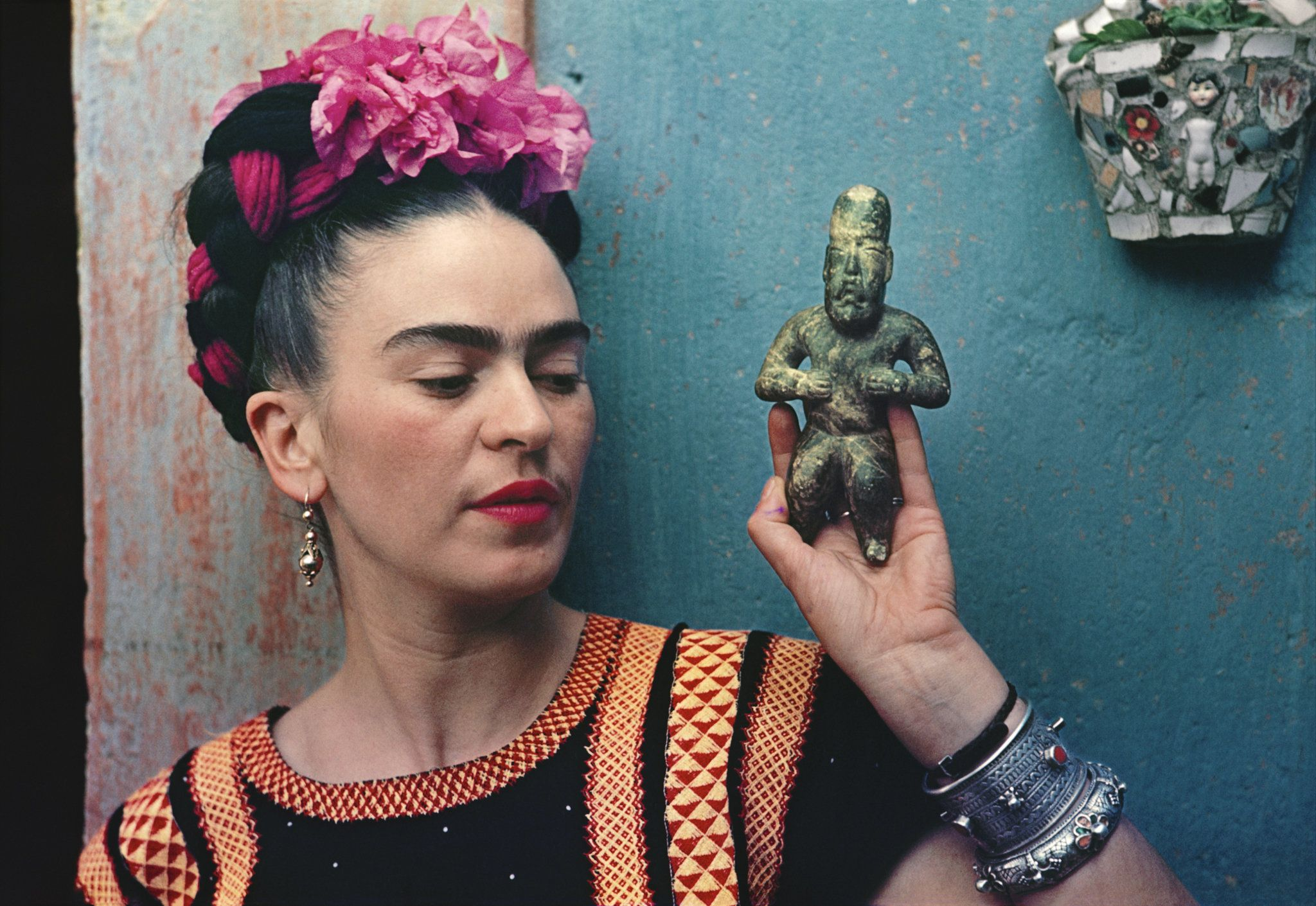 The Style (And Life) Lessons I Learned From The Frida Kahlo V&A