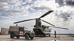 London Ambulance Paramedic: Why I Volunteer For The RAF