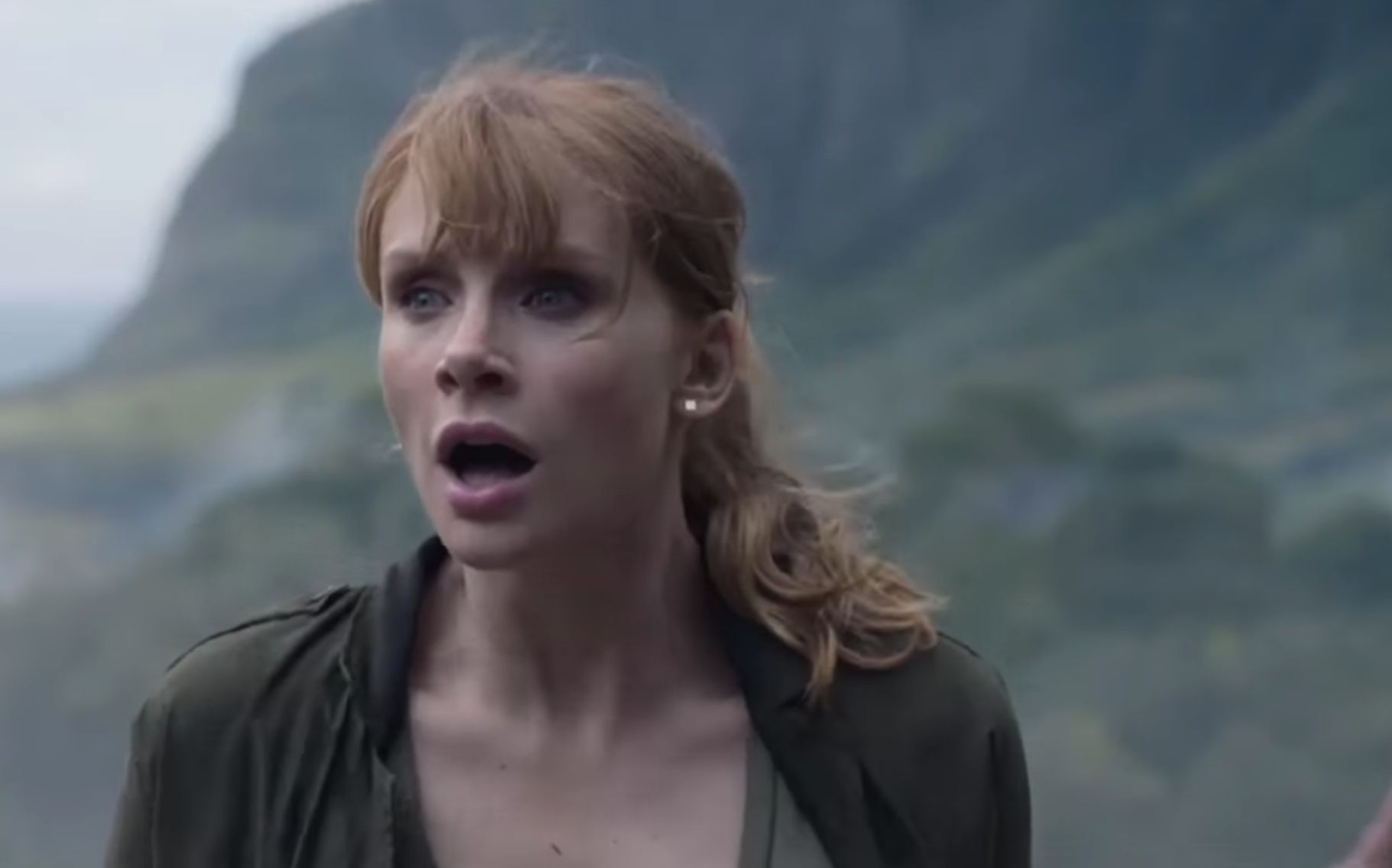 'Jurassic World 2' Scene Got A Heel Of A Change Thanks To Bryce Dallas