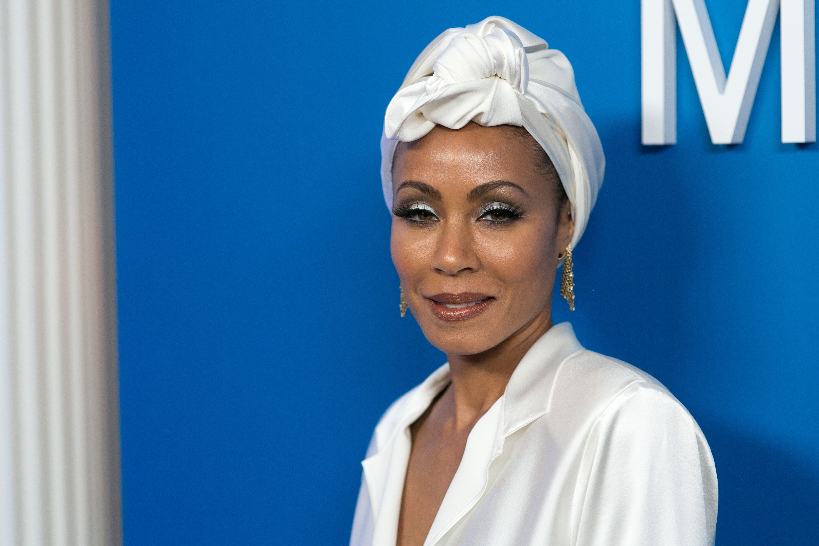 LOS ANGELES, CA - FEBRUARY 28:  Jada Pinkett Smith attends Alfre Woodard and Morgan Stanley present the 9th Annual Oscar's Sistahs Soiree on February 28, 2018 in Los Angeles, California.  (Photo by Gabriel Olsen/WireImage,)