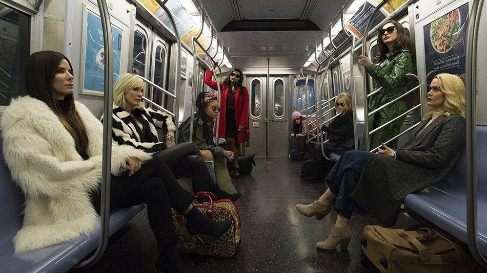 Ocean's 8 Values Style Far More Than Substance (But We Still Enjoyed It) - HuffPost